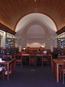 Sherman Fairchild Library