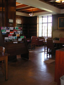 Geology Library-North Mudd
