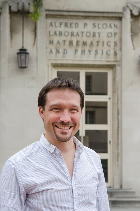 Interview With :    Rupert Frank, Professor of mathematics